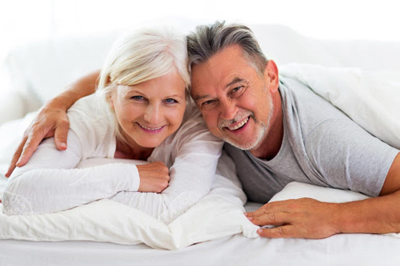 Non, votre vie sexuelle ne s'achève pas après 50 ans !