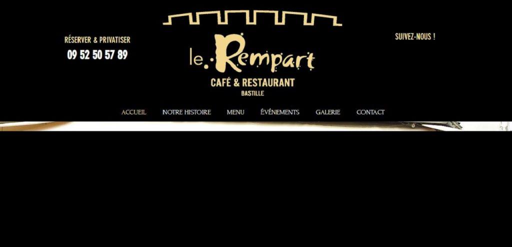 Rempart Bastille
