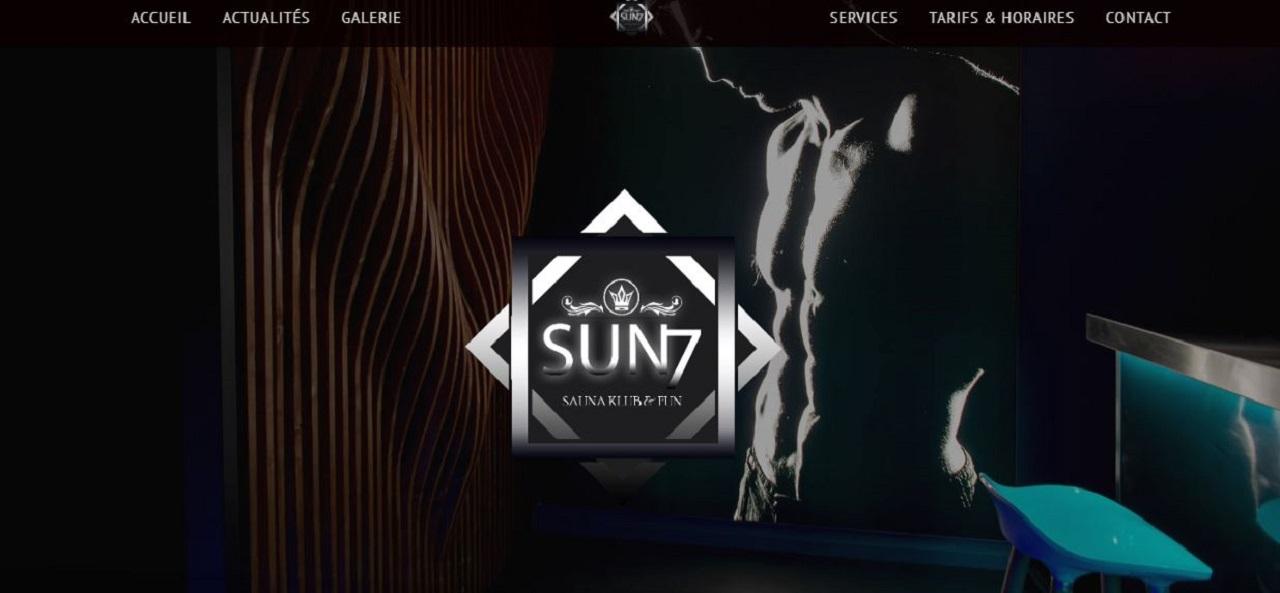 Sun 7 Sauna