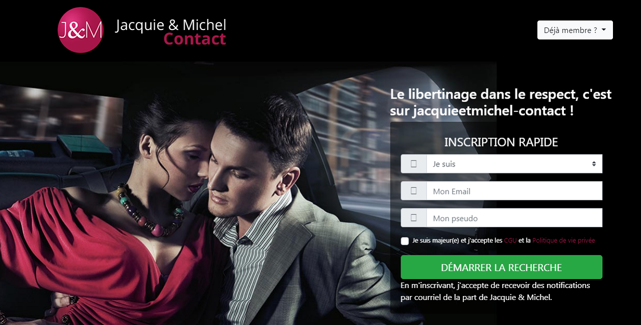 Jacquie & Michel Contact