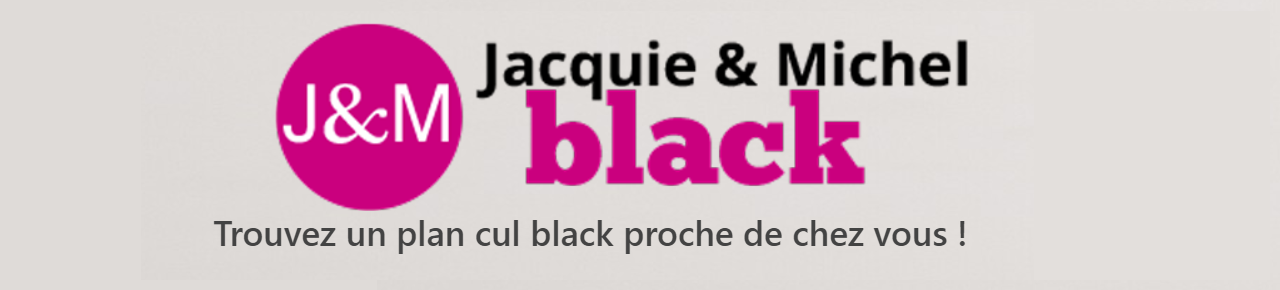 Logo Jacquie et Michel Black