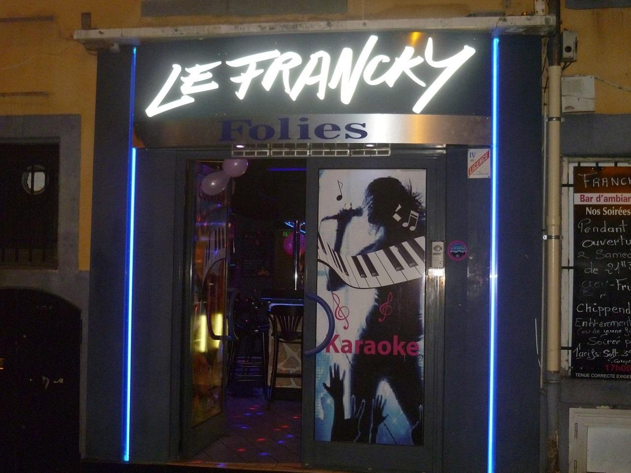 Franky folies