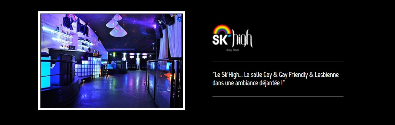 Le Club High