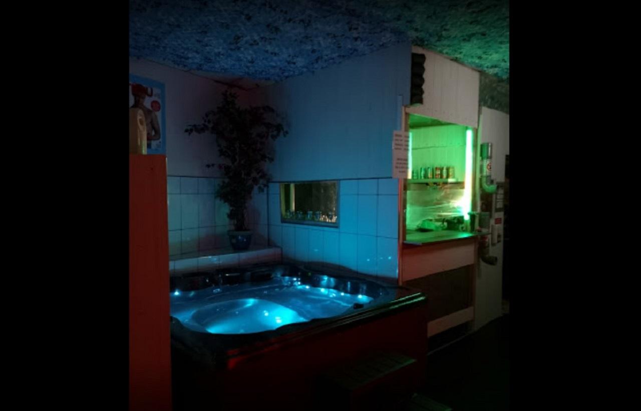 Le sauna d'italie