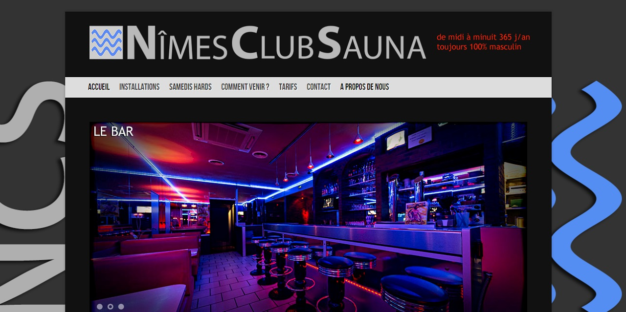 Nimes Club Sauna