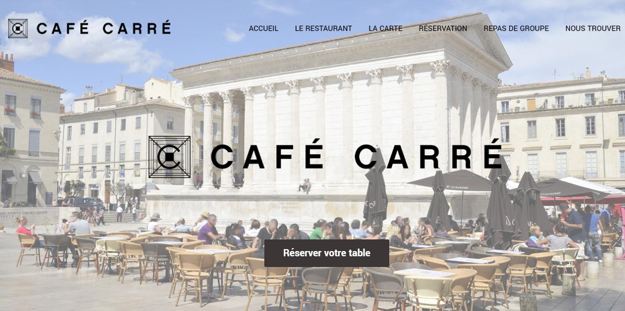 Le Café Carré