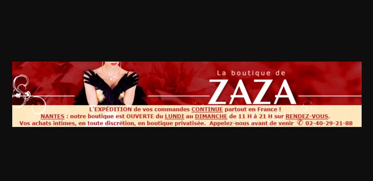 La Boutique de Zaza