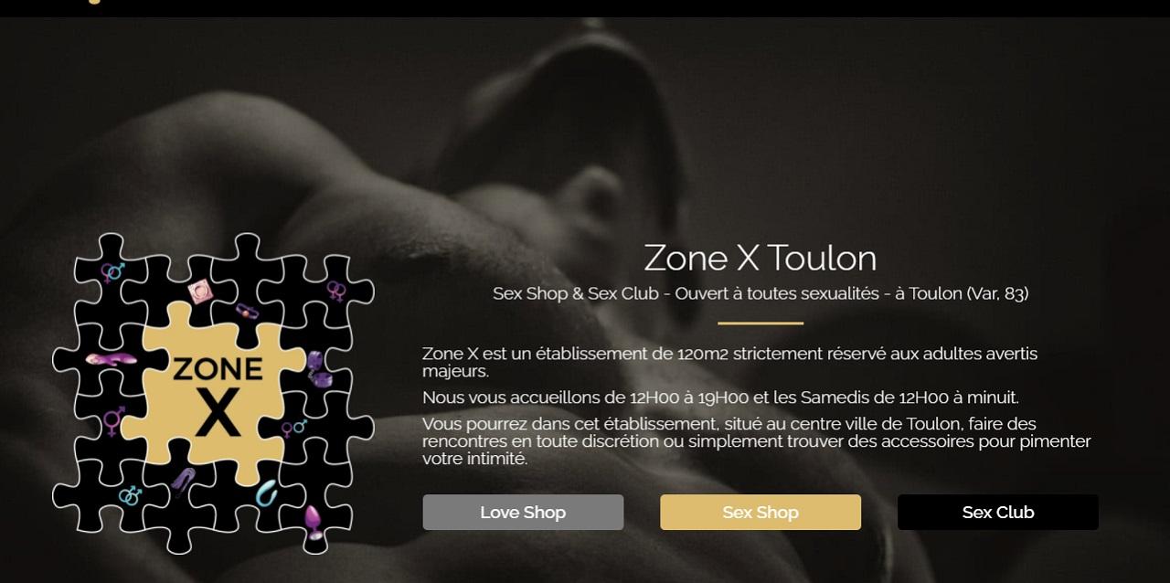 Zone X