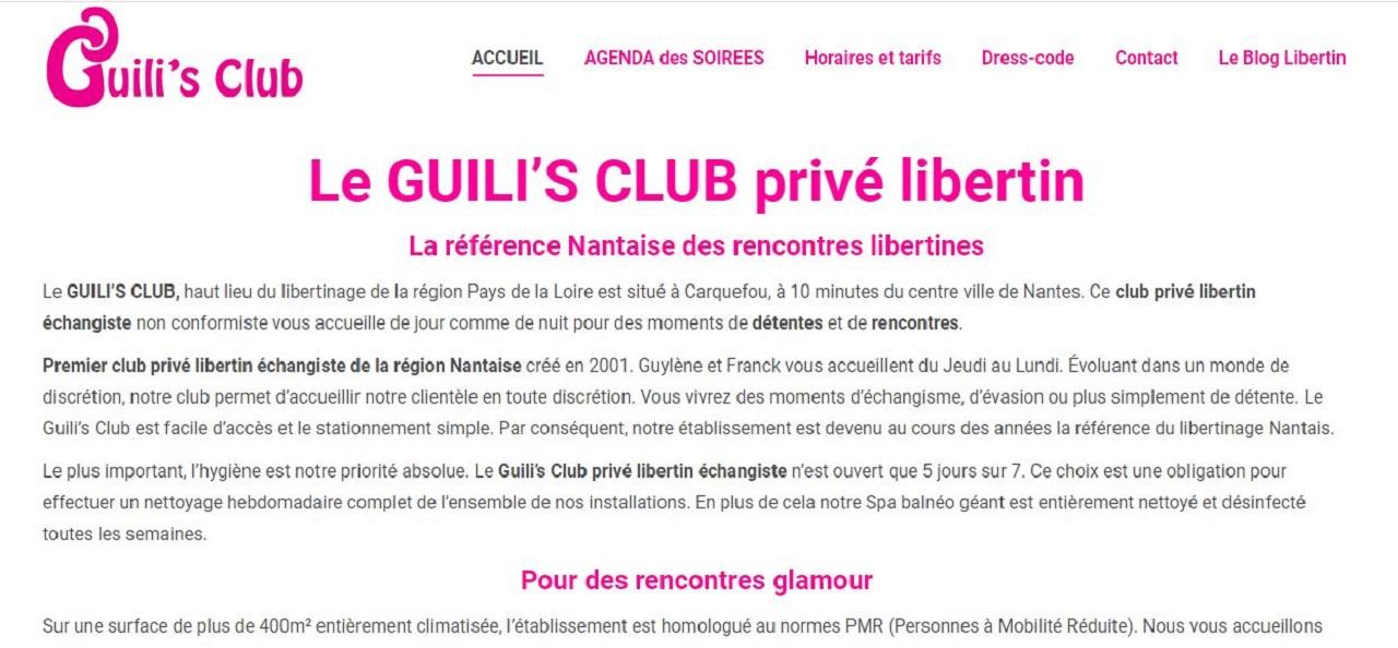 Guili's Club