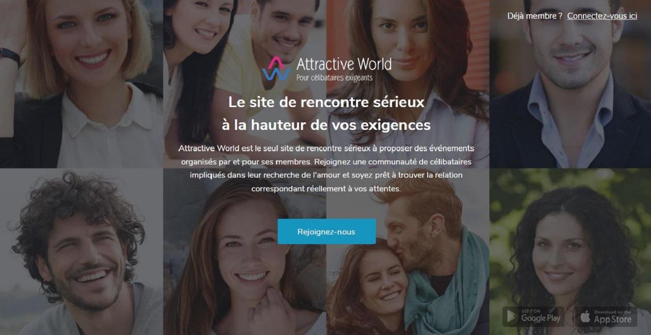 Attractive world