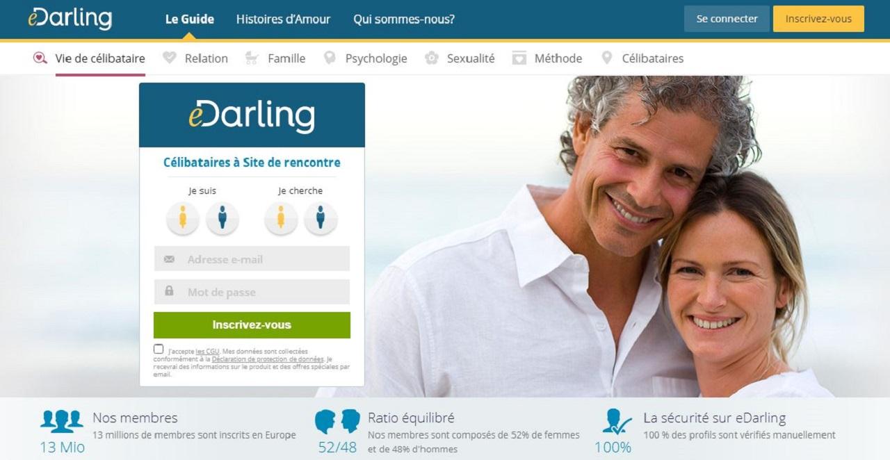 Application & site de rencontre en ligne